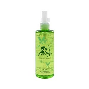 TKコーポレーション TK CORPORATION 茶のうるおい クレンジングオイル 300ml 化粧品 コスメ CHA NO URUOI CLEANSING OIL|beautyfactory