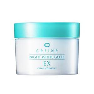 セフィーヌ CEFINE ナイトホワイトジュレ EX 80g 化粧品 コスメ|beautyfactory