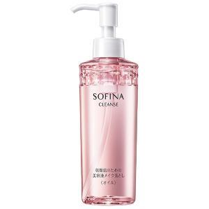 花王ソフィーナ KAO SOFINA ソフィーナ 乾燥肌のための美容液メイク落とし オイル 200ml 化粧品 コスメ SOFINA CLEANSE OIL MAKEUP REMOVER|beautyfactory