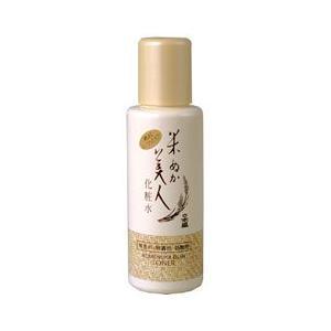 日本盛 NIHON SAKARI 米ぬか美人 化粧水 120ml 化粧品 コスメ KOMENUKA BIJIN LOTION beautyfactory