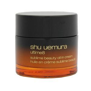 シュウ ウエムラ SHU UEMURA アルティム8 スブリム ビューティ オイル イン クリーム 50ml 化粧品 コスメ ULTIME8 SUBLIME BEAUTY OIL IN CREAM|beautyfactory