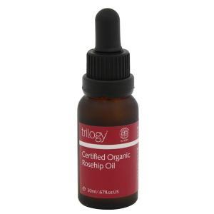 トリロジー TORILOGY ローズヒップオイル 20ml 化粧品 コスメ CERTIFIED ORGANIC ROSEHIP OIL beautyfactory