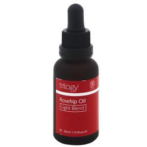 トリロジー TORILOGY RHO ライトブレンドオイル 30ml 化粧品 コスメ ROSEHIP OIL LIGHT BLEND|beautyfactory