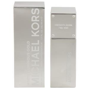 マイケルコース MICHAEL KORS ホワイト ルミナス ゴールド EDP・SP 50ml 香水 フレグランス WHITE LUMINOUS GOLD|beautyfactory