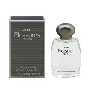エスティローダー ESTEE LAUDER プレジャーズ フォーメン EDC・SP 50ml 香水 フレグランス PLEASURES FOR MEN COLOGNE|beautyfactory