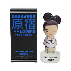グウェン ステファニー GWEN STEFANI 原宿ラバーズ ミュージック EDT・SP 30ml 香水 フレグランス HARAJUKU LOVERS MUSIC|beautyfactory