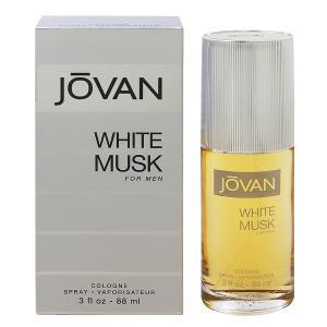 JOVAN ジョーバン ホワイトムスク フォーメン EDC・SP 88ml 香水 フレグランス JOVAN WHITE MUSK FOR MEN COLOGNE|beautyfactory