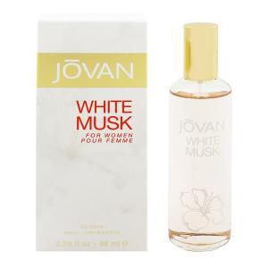 JOVAN ジョーバン ホワイトムスク フォーウーメン EDC・SP 96ml 香水 フレグランス JOVAN WHITE MUSK FOR WOMEN COLOGNE|beautyfactory