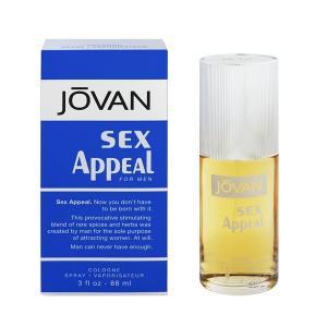 ジョーバン JOVAN セックスアピール EDC・SP 88ml 香水 フレグランス SEX APPEAL COLOGNE|beautyfactory
