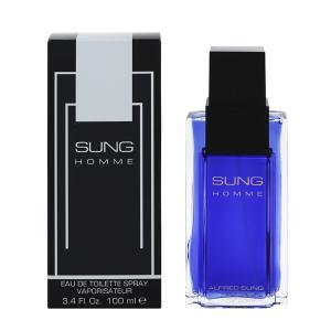 アルフレッド サン ALFRED SUNG サン フォーメン EDT・SP 100ml 香水 フレグランス SUNG HOMME|beautyfactory