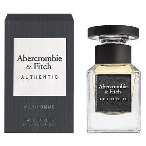 アバクロンビー&フィッチ ABERCROMBIE&FITCH オーセンティック マン EDT・SP ...