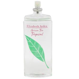 エリザベスアーデン ELIZABETH ARDEN グリーンティー トロピカル (テスター) EDT・SP 100ml 香水 フレグランス GREEN TEA TROPICAL TESTER|beautyfactory