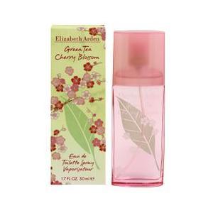 エリザベスアーデン ELIZABETH ARDEN グリーンティー チェリーブロッサム EDT・SP 50ml 香水 フレグランス GREEN TEA CHERRY BLOSSOM|beautyfactory