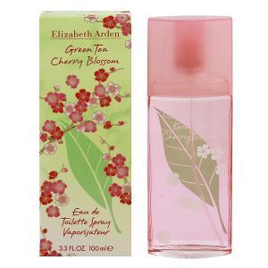 エリザベスアーデン ELIZABETH ARDEN グリーンティー チェリーブロッサム EDT・SP 100ml 香水 フレグランス GREEN TEA CHERRY BLOSSOM|beautyfactory