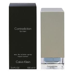 カルバンクライン CALVIN KLEIN コントラディクション フォーメン EDT・SP 100ml 香水 フレグランス CONTRADICITON FOR MEN beautyfactory