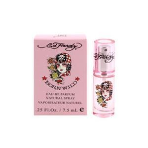 エド ハーディ ED HARDY ボーン ワイルド ウーマン ミニ香水 EDP・SP 7.5ml 香水 フレグランス ED HARDY BORN WILD|beautyfactory
