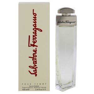 SALVATORE FERRAGAMO フェラガモ プールファム EDP・SP 100ml 香水 フレグランス FERRAGAMO POUR FEMME|beautyfactory
