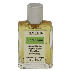 ディメーター DEMETER ゼラニウム EDC・BT 15ml 香水 フレグランス GERANIUM PICK ME UP COLOGNE BOTTLE|beautyfactory