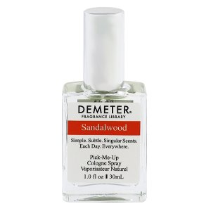 ディメーター DEMETER サンダルウッド EDC・SP 30ml 香水 フレグランス SANDALWOOD PICK ME UP COLOGNE|beautyfactory
