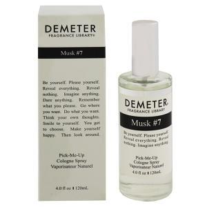 ディメーター DEMETER ムスク #7 EDC・SP 120ml 香水 フレグランス MUSK #7 COLOGNE|beautyfactory