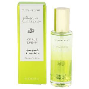 ヴィクトリアズ シークレット VICTORIAS SECRET スパークリングシトラス シトラスドリーム EDT・SP 30ml 香水 フレグランス SPARKLING CITRUS CITRUS DREAM|beautyfactory