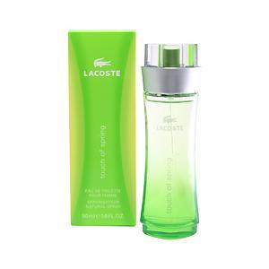 ラコステ LACOSTE タッチ オブ スプリング EDT・SP 50ml 香水 フレグランス TOUCH OF SPRING|beautyfactory