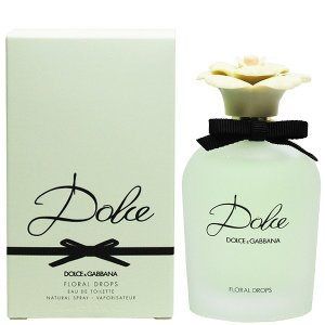 ドルチェ&ガッバーナ DOLCE&GABBANA ドルチェ フローラル ドロップス EDT・SP 75ml 香水 フレグランス DOLCE FLORAL DROPS|beautyfactory