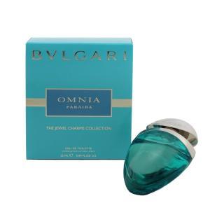 ブルガリ BVLGARI オムニア パライバ ジュエルチャーム EDT・SP 25ml 香水 フレグランス OMNIA PARAIBA|beautyfactory