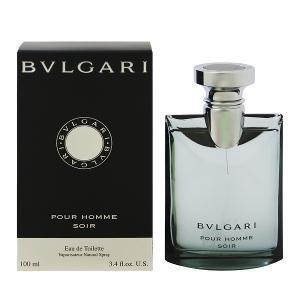 (最大500円OFFクーポン 9/30 23:00まで)BVLGARI ブルガリ プールオム ソワール EDT・SP 100ml 香水 フレグランス BVLGARI POUR HOMME SOIR|beautyfactory