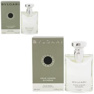 BVLGARI ブルガリ プールオム エクストレーム EDT・SP 100ml 香水 フレグランス BVLGARI EXTREME POUR HOMME|beautyfactory