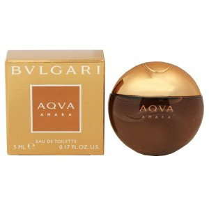 ブルガリ BVLGARI アクア アマーラ ミニ香水 EDT・BT 5ml 香水 フレグランス AQVA AMARA|beautyfactory