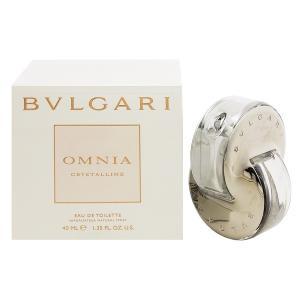 (最大500円OFFクーポン 5/31 23:00まで)ブルガリ BVLGARI オムニア クリスタリン EDT・SP 40ml 香水 フレグランス OMNIA CRYSTALLINE|beautyfactory