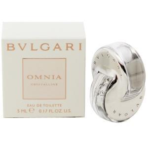 ブルガリ BVLGARI オムニア クリスタリン ミニ香水 EDT・BT 5ml 香水 フレグランス OMNIA CRYSTALLINE|beautyfactory