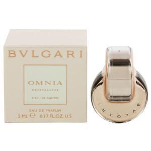 ブルガリ BVLGARI オムニア クリスタリン ミニ香水 EDP・BT 5ml 香水 フレグランス OMNIA CRYSTALLINE L'EAU DE PARFUM|beautyfactory