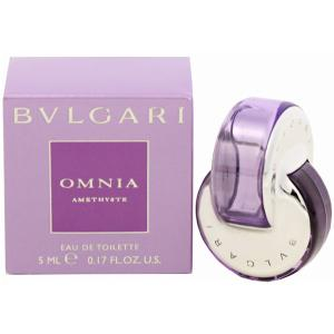ブルガリ BVLGARI オムニア アメジスト ミニ香水 EDT・BT 5ml 香水 フレグランス OMNIA AMETHYSTE|beautyfactory
