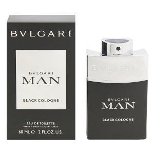 BVLGARI ブルガリ マン ブラック コロン EDT・SP 60ml 香水 フレグランス BVLGARI MAN BLACK COLOGNE|beautyfactory