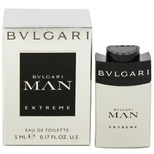 (最大500円OFFクーポン 5/31 23:00まで)BVLGARI ブルガリ マン エクストリーム ミニ香水 EDT・BT 5ml 香水 フレグランス BVLGARI MAN EXTREME|beautyfactory