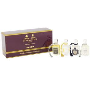 (最大500円OFFクーポン 9/30 23:00まで)PENHALIGON'S ペンハリガン ジェントルマンズ フレグランス コレクション 5ml×4 香水 フレグランス|beautyfactory