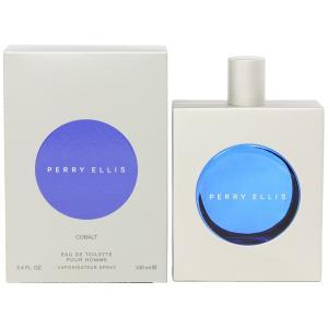 ペリーエリス PERRY ELLIS コバルト プールオム EDT・SP 100ml 香水 フレグランス COBALT POUR HOMME|beautyfactory