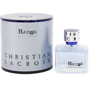 クリスチャン ラクロワ CHRISTIAN LACROIX バザール プールオム EDT・SP 100ml 香水 フレグランス BAZAR POUR HOMME|beautyfactory