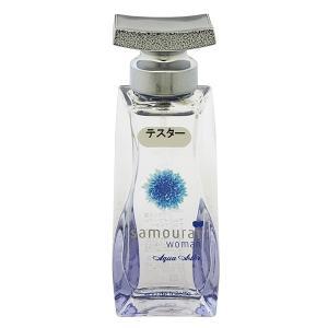 アランドロン ALAIN DELON サムライ ウーマン アクアアスター (テスター) EDT・SP 40ml 香水 フレグランス SAMOURAI WOMAN AQUA ASTER beautyfactory