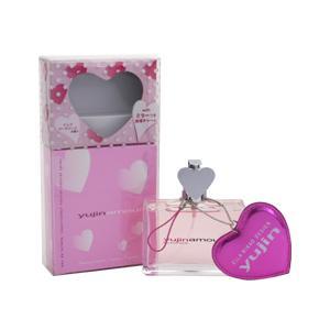 エラミカオ ELLA MIKAO ユージン アムール キラキラミラー チャームセット 香水 フレグランス YUJIN AMOUR WITH CHARM|beautyfactory