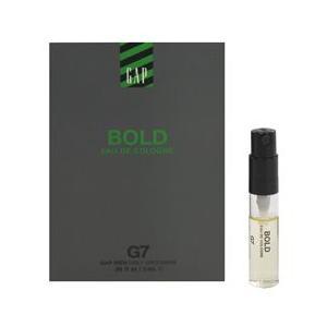 ギャップ GAP ジーセブン ボールド (チューブサンプル) EDC・SP 2ml 香水 フレグランス G7 BOLD|beautyfactory