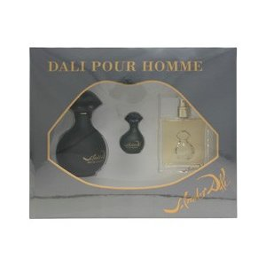 SALVADOR DALI サルバドール ダリ プールオム (セット) (箱なし) 100ml/5ml/50ml 香水 フレグランス SALVADOR DALI POUR HOMME/EAU DE TOILETTE/SFTER SHAVE|beautyfactory
