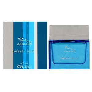 JAGUAR ジャガー ブリーズィー ブルー (箱なし) EDT・SP 60ml 香水 フレグランス JAGUAR BREEZY BLUE|beautyfactory