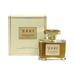 ジャン パトゥ JEAN PATOU ミル (1000) (箱なし) EDT・SP 75ml 香水 フレグランス 1000|beautyfactory