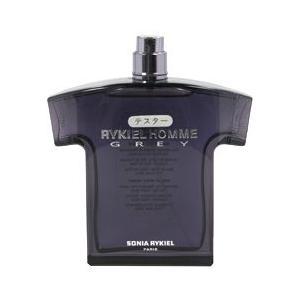 ソニアリキエル SONIA RYKIEL リキエル オム グレイ (テスター) EDT・SP 125ml 香水 フレグランス RYKIEL HOMME GREY TESTER beautyfactory