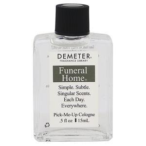 ディメーター DEMETER フューネラルホーム EDC・BT 15ml 香水 フレグランス FUNERAL HOME PICK ME UP COLOGNE|beautyfactory