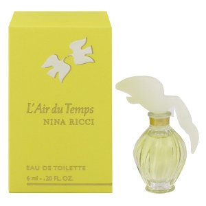 ニナリッチ NINA RICCI レールデュタン ミニ香水 EDT・BT 6ml 香水 フレグランス L AIR DU TEMPS|beautyfactory