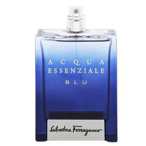 フェラガモ SALVATORE FERRAGAMO アクア エッセンツィアーレ ブルー (テスター) EDT・SP 100ml 香水 フレグランス ACQUA ESSENZIALE BLU TESTER|beautyfactory